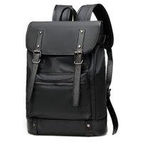 Backpack Men's Multifunctional Waterproof Notebook School Bag