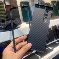 Caja de fibra real de carbono para Samsung Galaxy Z Fold 3 Case, Aramida Slim Design Fold3 5G Cáscara anti-Otoño