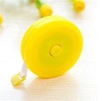 Régua de medição corporal retrátil 200 pcs Medição de costura de costura fita métrica de alfaiate macio 60 30 v2