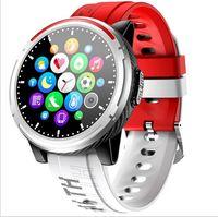 S26 CWP Fashion Sport Smart Watch Bracte Bracte Multi-Country Камера Музыкальный игрок Открытый Bluetooth Call Личность Силиконовая полоса Мужские Часы