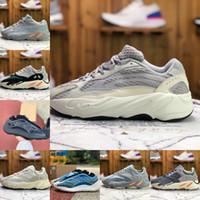 Adidas yezzy 700 yeezy Boost sply V2 Shoes 2021 Neue Kanye West 700V3 Herren Turnschuhe Laufschuhe V2 Massive Graustatische Dienstprogramm Schwarz Wave Runner MNVN Orange