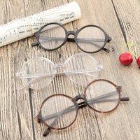 Moda occhiali da sole Cornici Vazrobe Piccoli occhiali rotondi Cornice uomo Donne Myopia Diothter Eyeglasses Bambini Bambini stretti Nerd Prescrizione Spect
