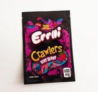 Rancher edible packaging bags 600mg Sour Terp Crawlers smell proof bag runtz dank gummies empty candy mylar baggies