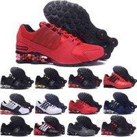 2018 nouveau bon marché masculin classique avenue 803 livrer des chaussures de course OZ Chaussures Femme Femme Sports Tennis Coussin de tennis Sneakers Taille 40-46 K5MC
