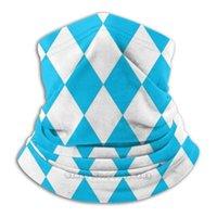 Atkılar Bayern Almanya Eşarp Bandana Kafa Açık Tırmanma Isıtıcı Yüz Maskesi Bavyera Bavyera Bayrağı Oktoberfest Devlet Alman