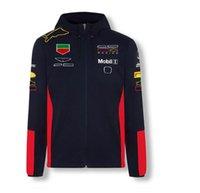 2021 F1 gare corse giacca a maniche lunghe giacca a vento giacca di squadra giacca calda maglione personalizzato stile corse con cappuccio con cappuccio giacca illimitata vita circostante Prodotti