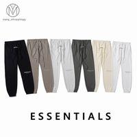 2021 Track Pants 3M Reflektierende Logos Casual Lightweight Hose Designer Marken Mens Womens Sport Streetwears