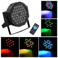 Effects DJ Stage Lights Party Disco Light Moving Head Laser Effect Club Show Colorful Led Beams For Ktv Bar Wedding Lamp