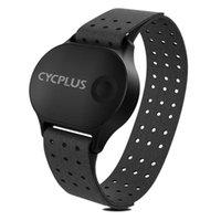 Smart Wristbands CYCPLUS H1 Heart Rate Monitor Wrist Band Arm Belt 4.0 ANT Cycling Accessories Sensor For Wahoo Zwift GPS Bike Com