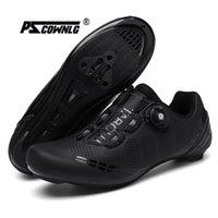 Quintin cyclisme chaussures professionnel athlétique chaussures de vélo VTT hommes auto-verrouillard routier vélo Sapatilha ciclismo femmes baskets