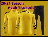 2021-22 Masella de los hombres Jerseys Maillot de Pie Tacksuit Adult Sweater Tracksuits Survetement Jogging Entrenamiento Traje Kits Equipo