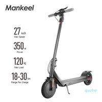 EU stock Mankeel Electric Scooters Взрослые 350 Вт / 36 В Складные колеса Скатерный Скайтборд Мини Светодиодный дисплей Power MK042