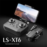 Добро пожаловать забросить! XT6 Drone 4K HD Двойной объектив Мини Дрон Wi-Fi 1080P Трансмиссия в реальном времени FPV Dual Cameras складной RC Quadcopter
