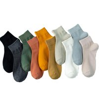 Men's Socks Summer Mesh Breathable Cotton Shallow Mouth Solid High-quality Color Casual Wholesale 10 Pair