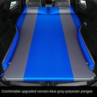 Outdoor Pads Non-inflatable Car Mattress Off-road Vehicle Suv Trunk Travel Bed Air Cushion Sex Folding Camping Sleeping Mat