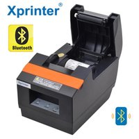 프린터 XPrinter 고품질 블루투스 58mm 및 80mm 미니 영수증 열전사 프린터 USB 포트 자동 커터 레스토랑 편의점