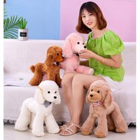Cute Plush Toy Lovely Stuffed Animal Dog Doll Birthday Gifts For Kids