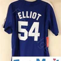 Mr. Baseball Jack Elliot Chunichi Drachen Movie Baseball Jersey Herren Nähte Jerseys Shirts Größe S-XXXL Freies Verschiffen