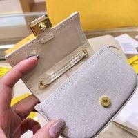 "Womens Brand Bag Louis ""Vitton Designer Fashion F Puse Mini Borsa Catena Crossbody Bags Borsa a spalla Letter Coin Donne Body Girls Canvas H"