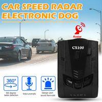 Auto View View Telecamere Sensori di parcheggio SC100 LED Display Italiano Russo Auto Vehicle Speed Tester facilmente installazione persona