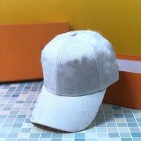 여성 망 모자 casquette luxe 편지 태양 beanies 모자 고품질 캔버스 코 튼 골프 공을 장착 된 모자 클래식 Snapback Baseball Cap Gorr 상자