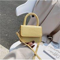 Mini Stone Pattern Totes for Women 2021 Crossbody Messenger Handbags Lady Travel Cross Body Task a Shoulder Bag
