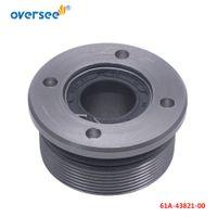 61A-43821 vis, extrémité de cylindre de garniture pour moteur hors-bord Yamaha 200-300 HP 61A-43821-00; avec joint torique 61A-43861-00