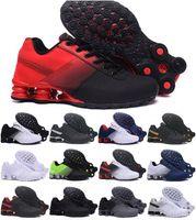 2021 En Kaliteli Teslim R4 301 Koşu Ayakkabıları Sunulan OZ NZ 809 R 4 Üçlü Siyah Beyaz Metalik Chaussures Erkekler TN Eğitmen Spor Sneakers