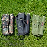 Accessori da pesca SMC-10 Velocità 1200D Nylon Canvas Road Sub-Bag Gamba Borsa multifunzione Gear Gear Fish Vita Sub-Army Green
