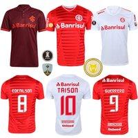 2020 2021 jersey RS soccer Internacional 20 21 Jersey Internacional de loin de la maison GUERRERO D.ALESSANDRO chemise GUILHERME de football