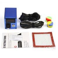 Mini DNAIL Enail Kit de vaporizador Caja de control de temperatura Concentrado de cera Dispositivo DAB Accesorios
