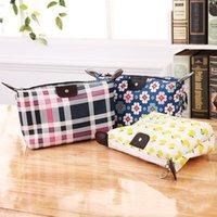 Creativa sacchetto cosmetico sacchetto cosmetico a forma di caramella color stoccaggio di colore pacchetto semplice pacchetto a mano portatile e appendibile scatole WY1465