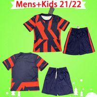 Наборы для взрослых + Kids Kit 2021 Soccer Jersey United Men 2022 Футбольная рубашка 21 22 Штаты Рейна Пулис Мекси Моррис Дэд Едлин Америка Мужские мальчики Детский костюм