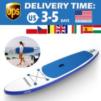 126x30x6inches Surfboffre de surf gonflable Carry Sling Stand up Paddleboard Sang Board Porte-fines Paddle Wakeboard Surfer Kayak 4966