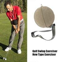 Golf Training Aids Intelligent Impact Ball Swing Instructor Practice Posture Correction Tool ED-