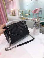 Handtaschen Handtasche Frauen Große Baotou Diamant Gitterkette Hand Die Rechnung der Lading Frauen Umhängetaschen Große Kapazität Weibliche Umhängetasche