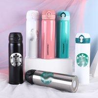Starbucks 텀블러 머그컵 비즈니스 선물 22.5cm * 6.5cm 스테인레스 스틸 냉기 및 따뜻한 감지 진공 멀티 컬러 2021 머그잔