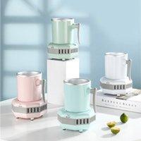 Tragbare Kessel-Wärmeerhaltung kaltes und warmes Bier-Bier-Getränk-Schnellkühl- / Tassen-Mini-Schlafsaal-Kühl-Cup