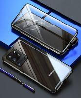 Samsung S21 S20 Plus S10E S9 S8 노트 10 Pro Note 9 A70 A51 Note20 금속 보호 커버