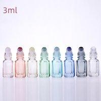 3ml mini roller ball essential oil bottle wholesale