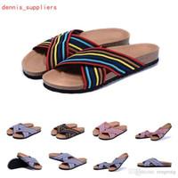 Heidi Klum Arizona Mayari vende verano Boston Hombre para mujer Pisos Sandalias Slippers Unisex Casual Shoes Gizeh Beach Davos Tamaño 36-45