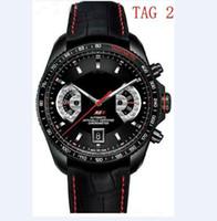 TAG HEUER ROLEX OMEGA 2020 Mens Heuer F1 orologi orologio automatico meccanico orologio in acciaio inox stell orologio da polso uomo tag sport orologi da polso orologi uomo orologi