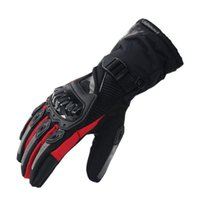 Cycling Gloves Men Waterproof Windproof Winter Motorcycle Moto Touch Screen Gant Guantes Motorbike Riding