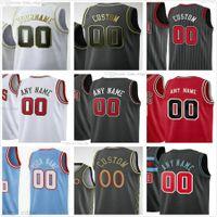 Custom Impresso Zach Lavine 8 Nikola 9 Demar Vucevic 11 Derozan Lonzo 2 Bola 12 Ayo Dosunmu 0 Coby Branco 21 Alex Caruso Homens Mulheres Crianças Juventude Basketball Jerseys