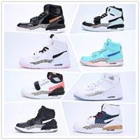Nuove scarpe da basket JP Legacy 312 NRG Pure Bianco Bianco Blue Trainer 2 Scarpe da basket per 2S Uomo Athletic Sneakers Dimensioni 40-45