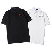 Famous Mens T Shirt Polos Men Women Letter Print Short Sleeve Fashion Man Stylist Casual Round Neck Tees Size M-3XL