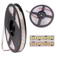RGB LED Bande Lumière DC12V 2835 Feuille de bande LED flexible 234/240 LED / m Ruban étanche SMD2835 5M Stripe Home Decor