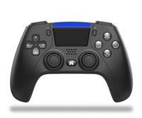 2021 PS5 PS4 충격 컨트롤러 용 New Wireless Bluetooth 컨트롤러 조이스틱 게임 패드 게임 컨트롤러 패키지 패키지 20x