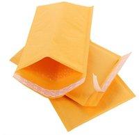 140 * 200mm Kraftpapier-Blase-Umschläge Taschen-Seilschmerzen Gepolsterte Verschiffen-Umschlag mit Blase Mailing-Tasche-Geschäftsversorgung Freies Verschiffen