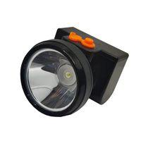 Kl3lm mineração de mineração recarregável lanterna minerador de mineiro luz À prova d 'água lâmpada de pesca lâmpada com função strobe